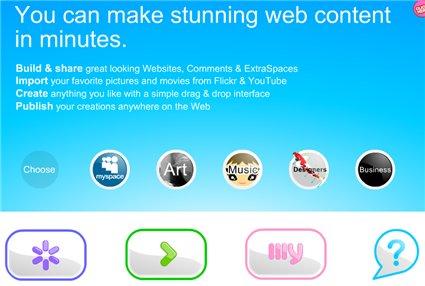 Wix – Crear Webs profesionales en flash en pocos minutos