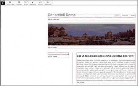 concrete5-edicion