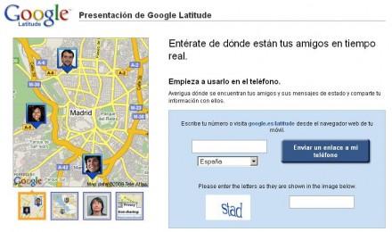 google-latitute