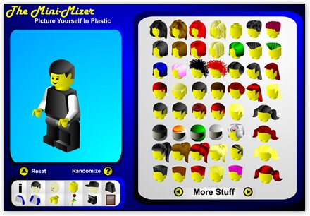 avatar lego