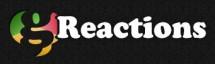 reações