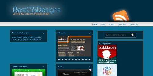 best css designs