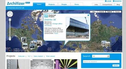 architizer – Rede social de arquitetura Arquitectura-440x242