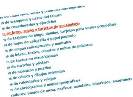 150 herramientas gratuitas para crear materiales didácticos Lista-440x322