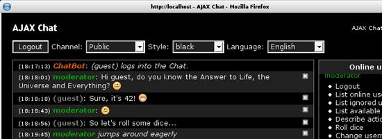 AJAX Chat