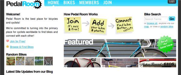 Pedal Room – Rede social para ciclistas do mundo inteiro