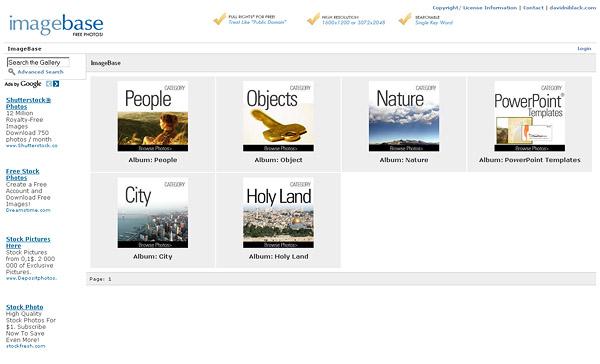 Imagebase - Free Images Public Domain