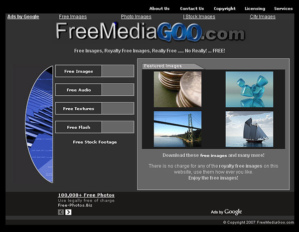 FreeMediaGoo - Free Stock Photos, Background and Web Images