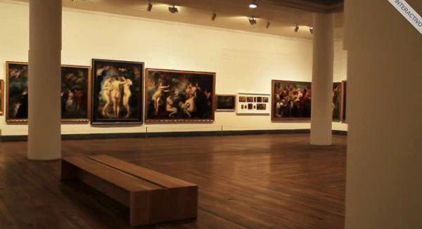 Exposición interactiva sobre la obra de Rubens Rubes-360