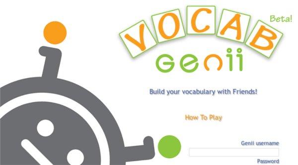 vocab genii