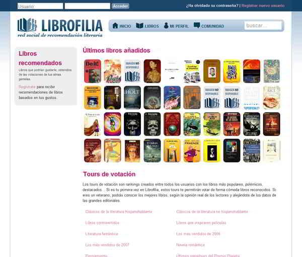 librofilia.com