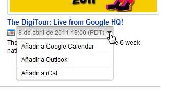 Youtube anuncia su canal de vídeos en directo: Youtube LIVE Calendario