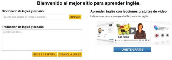 espa 600x211 Spanishdict – Aprendiendo inglés español, para web, iPhone y Android