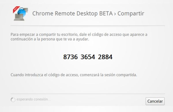 INKYLINO: Chrome Remote Desktop BETA a fondo