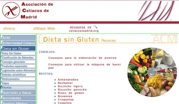 recetas celiacos