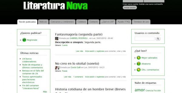 Redes sociales para escritores torrente literario - Canciones de cuna torrent ...
