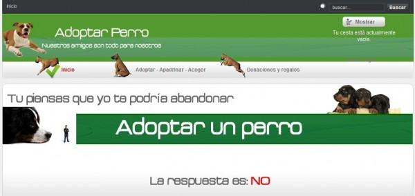 adoptarperro.es