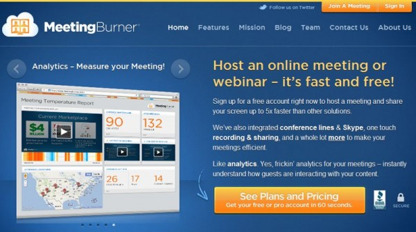 Meeting Burner 2