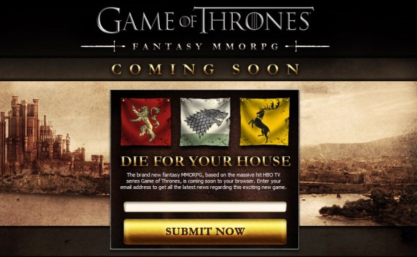 Game of Thrones tendrá un MMORPG online gratuito