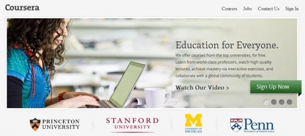 Universidades que ofrecen cursos gratis en Internet