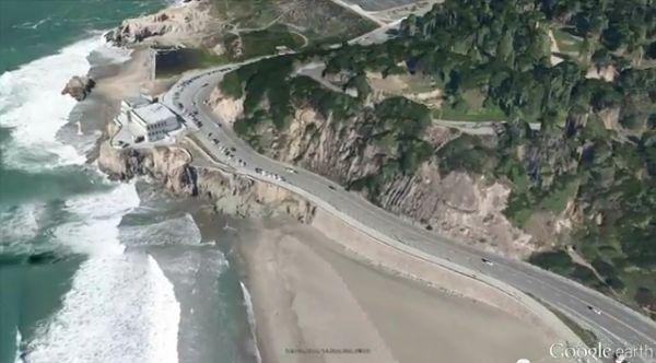 Google Earth 3D apartir de fotografias GoogleEarth3D