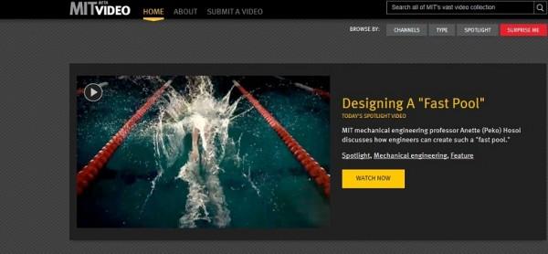 Mais de 10.000 vídeos educativos no MIT Video