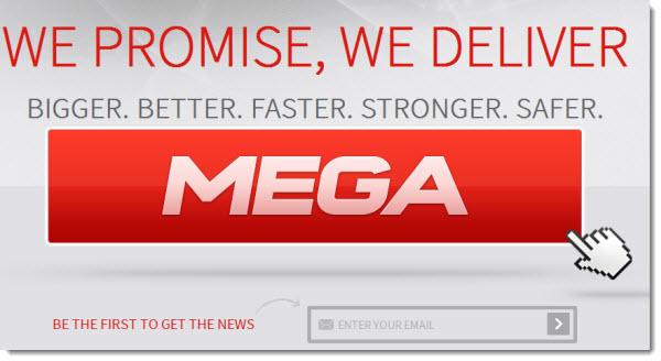 Kim DotCom anuncia más detalles del lanzamiento de Mega