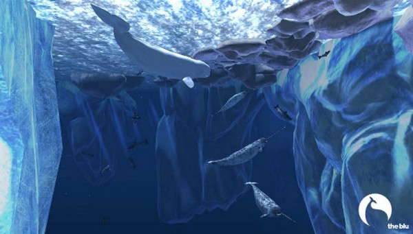 iceberg y Beluga