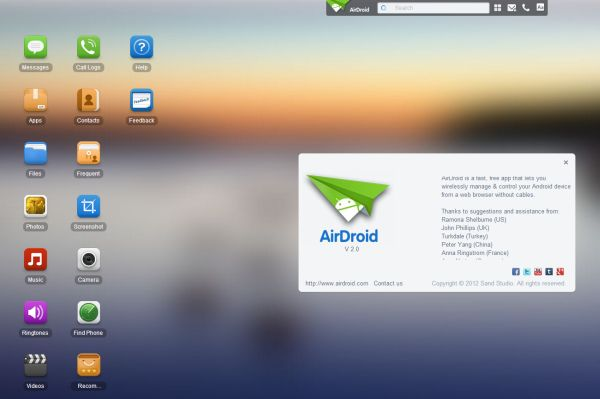 AirDroid 2
