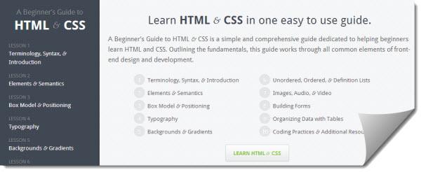 Guias HTML / CSS