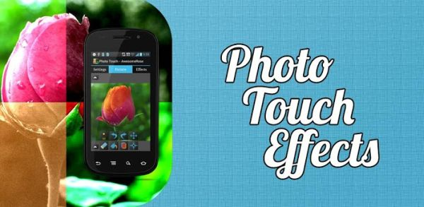 Photo Touch Effects