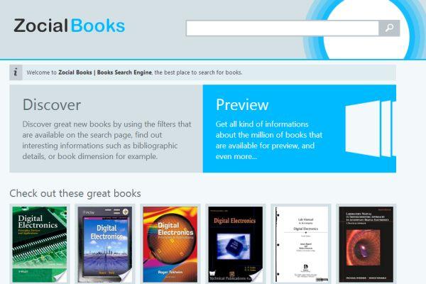 Zocial Books