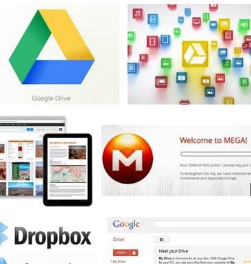 mega dropbox