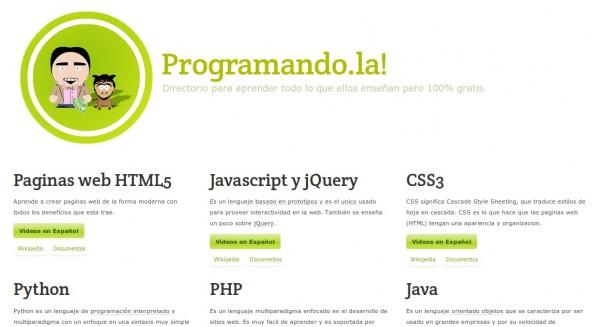 programar