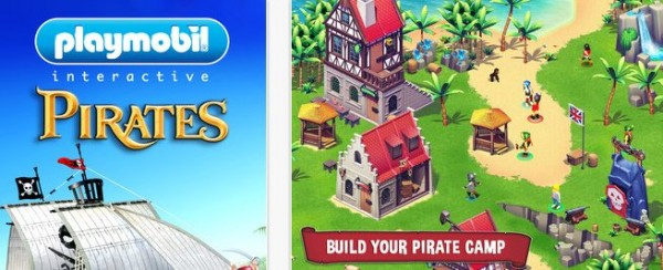 Playmobil llega a iOS y Android