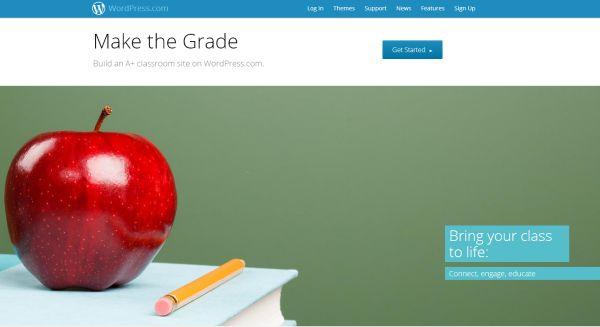 WordPress Classrooms
