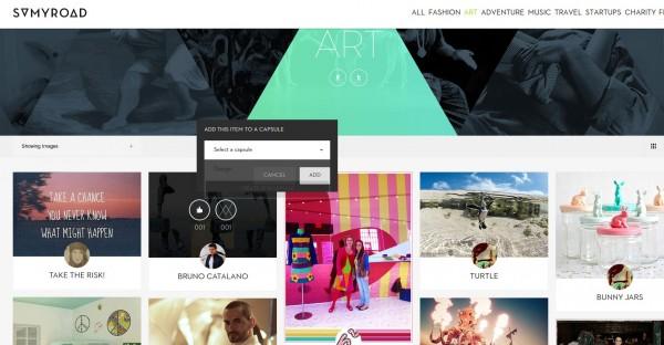 samyroad, una nueva forma de encontrar, consumir y compartir contenido en Internet