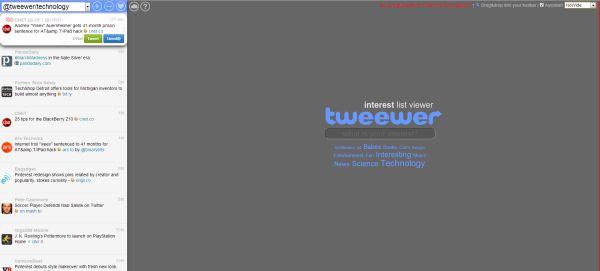 Tweewer