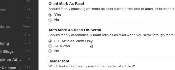 6 marcar como leido automatico