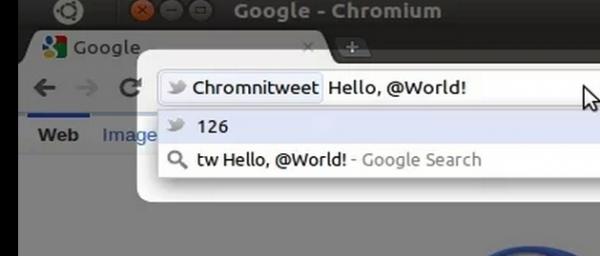 Chromnitweet