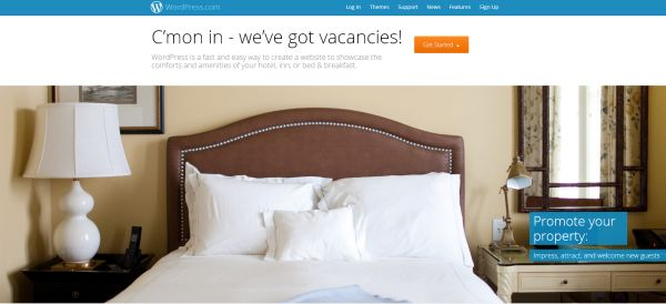WordPress Hotels