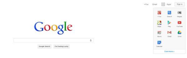 Lanzador de aplicaciones de Google