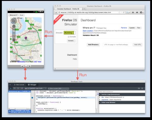 Firefox OS 3.0 Simulator