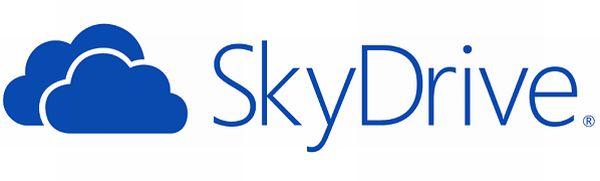 Logotipo de SkyDrive