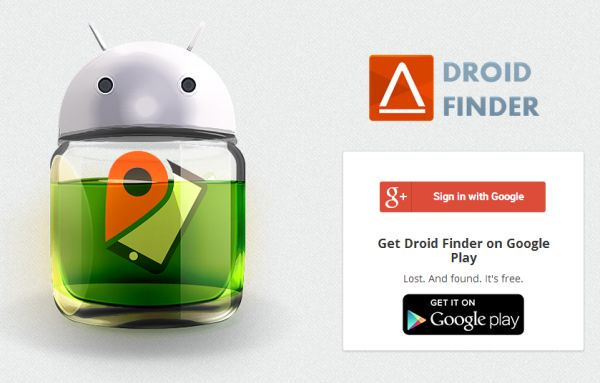 Droid Finder