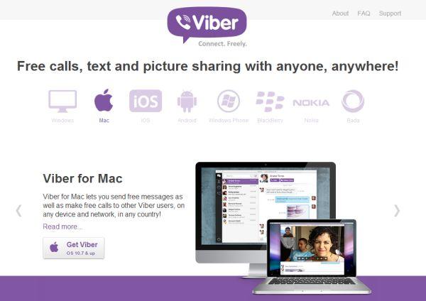 Viber Mac