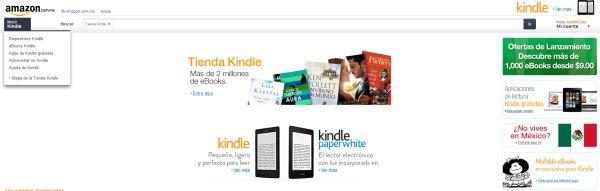 Amazon Store MX