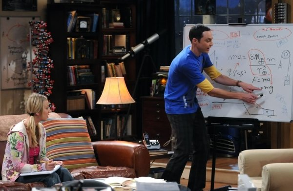 bigbangtheory physics classes