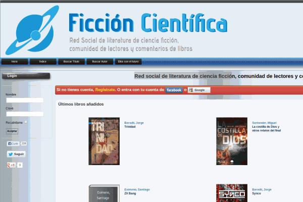 ficción científica