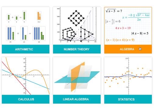Wolfram Problem Generator